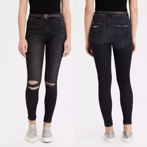 American Eagle Next Level Highest Waist Jeggings